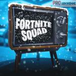 Fortnite Squad // Фортнайт Сквад