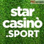 StarCasinò Sport